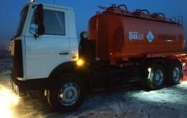 Перевозка топлива гсм Улан-Удэ, РФ