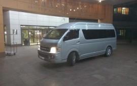Заказ микроавтобуса, пассажирские перевозки РФ