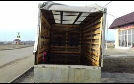 Перевезка грузов до 2х тонн грузоперевозки услуги