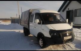 Газель-Фермер кузов 3,15м. грузоперевозки