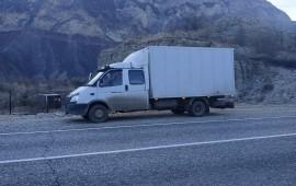Перевозка грузов услуги, заказ Газель