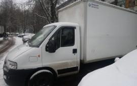 Грузоперевозки услуги, заказ грузовое такси