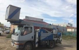 Услуги автовышки 15 метров аренда заказ