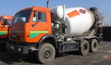 купить бетон в березе с доставкой