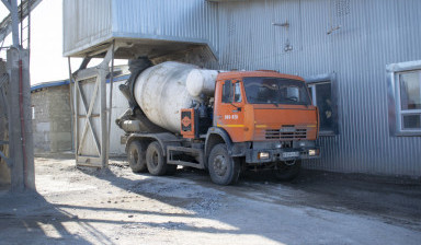 бетон новосергиевка
