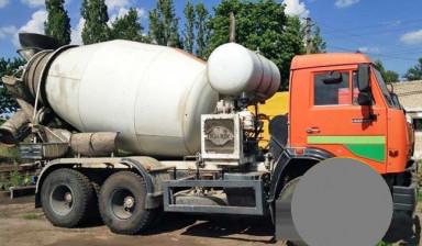 заказать миксер бетона в чебоксарах