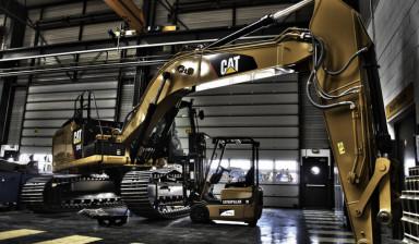 Ремонт и обслуживание Caterpillar CAT