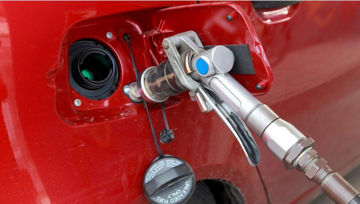 Двигатель газ бензин