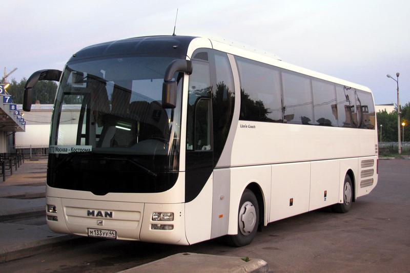 Классы автобусов