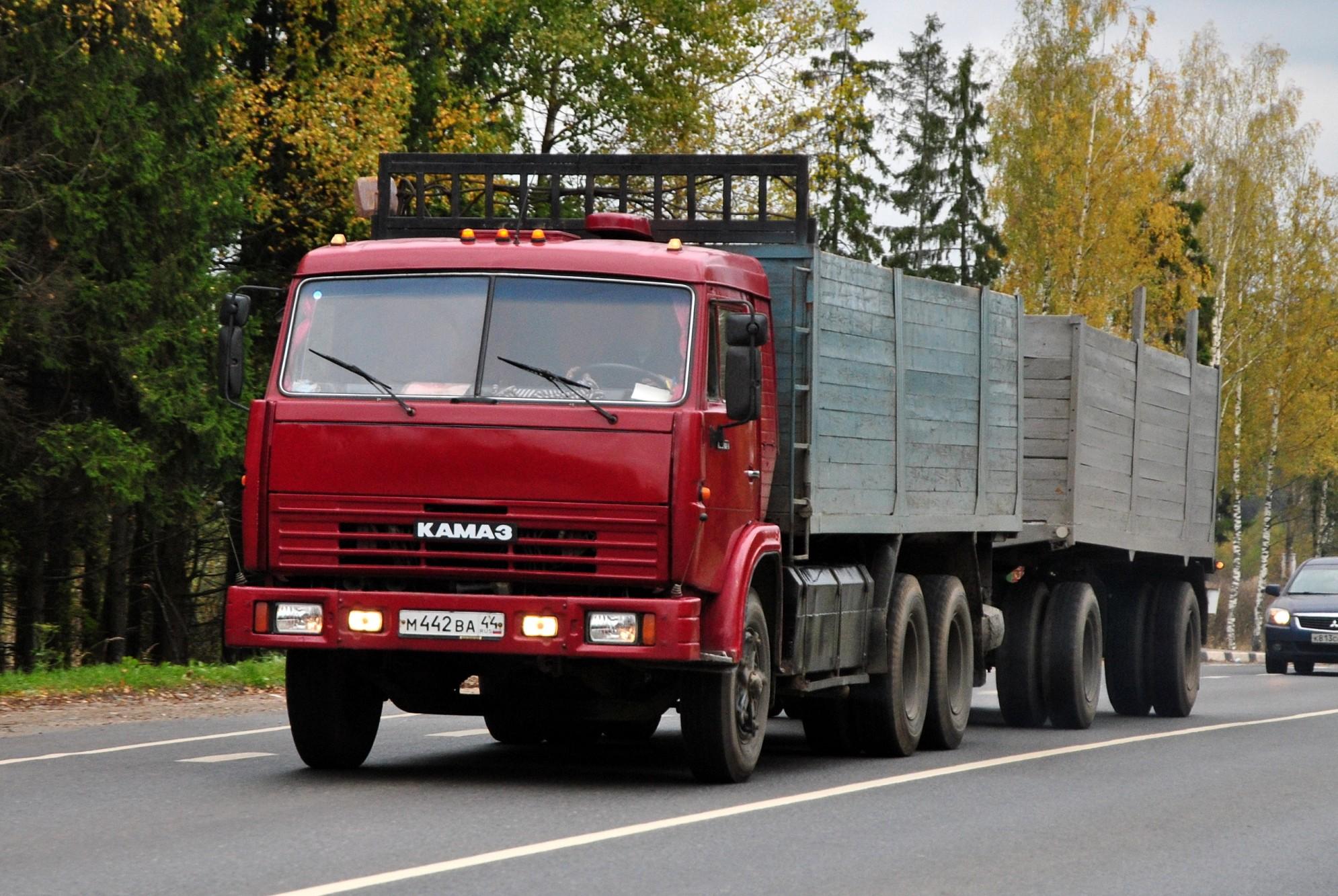 Камаз грузовой картинка