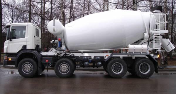Бетон бетоновоз формы балясин из бетона купить в москве