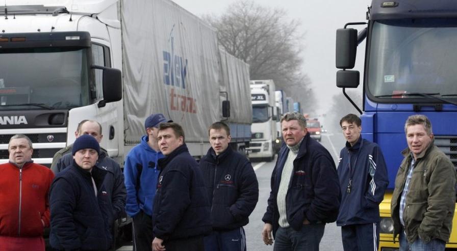 русские перевозчики