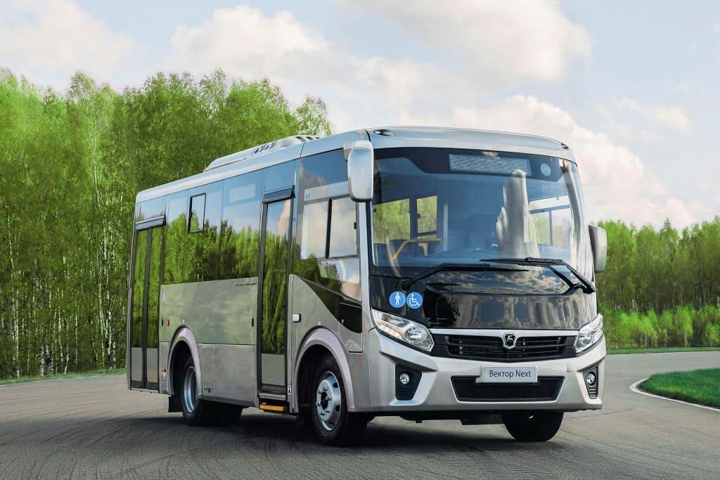 картинки автобусы газ